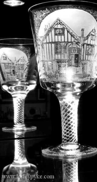 Merchant Adventurers Hall on Goblet