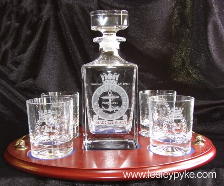engraved-glass-cadet-corps