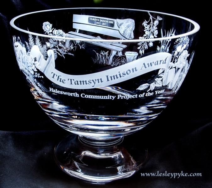 Tamsyn Imison Award