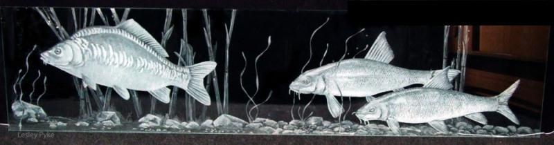 Fish-panel