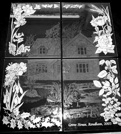 4 window panels