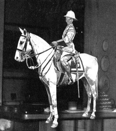 Mounted Police BSAP