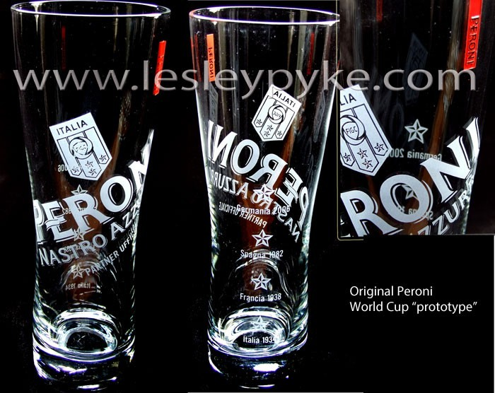 Peroni-prototype for World Cup