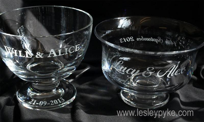 wedding bowls