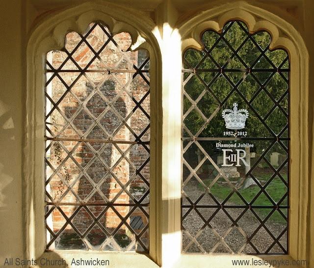 Queen's Jubilee Window