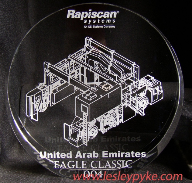 Truck Scanner Eagle Classic - Rapiscan