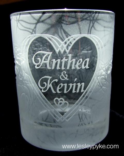 Love Shot Glass, Anniversary