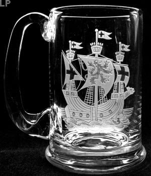 ship crest Southwold