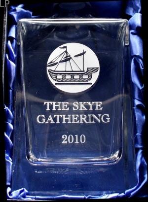 skye gathering decanter