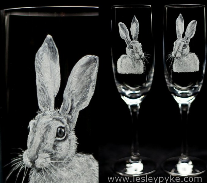 hare-engraving