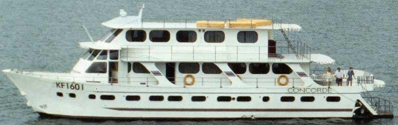 Concorde-yacht