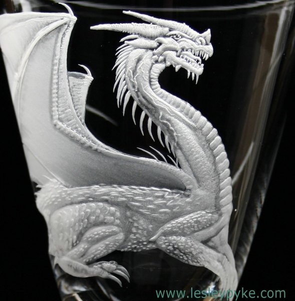 """Georgian Dragon"""