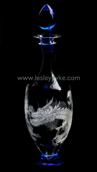 Dragon Decanter