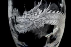 Dragon Decanter
