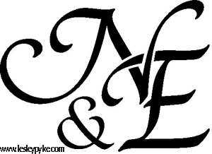 monogram artwork