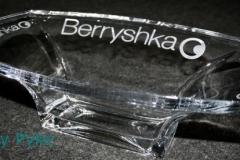 Berryshka on bowl