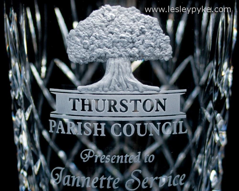 Thurston Parish Council presentation