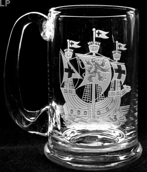 ship crest Southwold