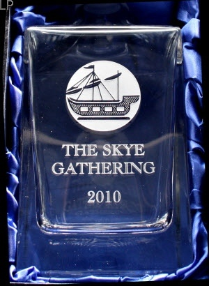 skye gathering decanter